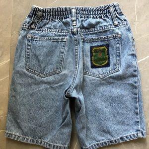 $ drop, Gap boy's vintage jean shorts
